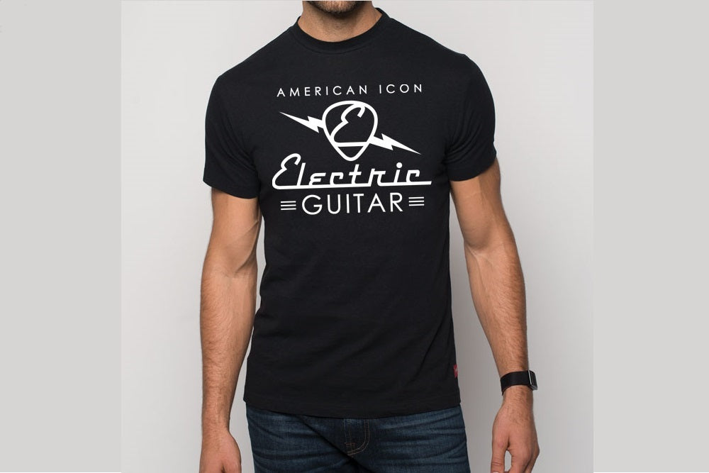 Unisex Electric Guitar Pick Shirt
