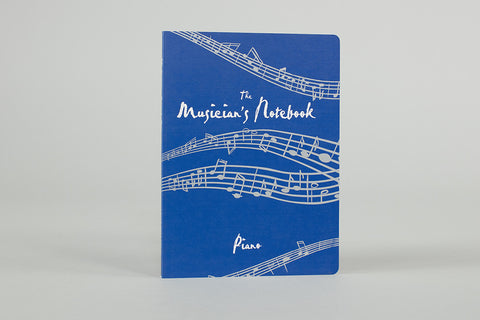 The Musician's Notebook: Piano