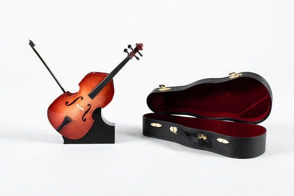 Upright Bass Miniature