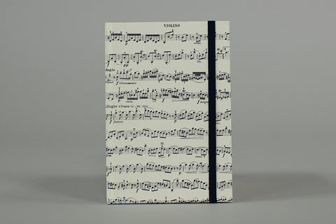 Vivaldi Score Notebook