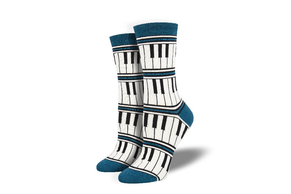 Women's Piano Sock