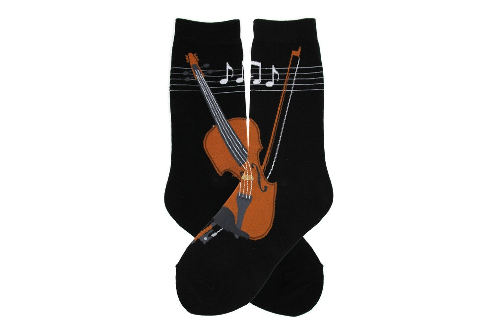 Women's Violin Socks