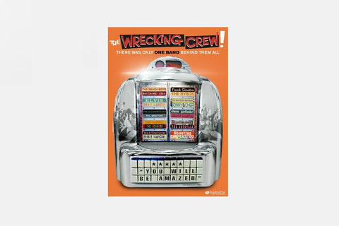 The Wrecking Crew DVD