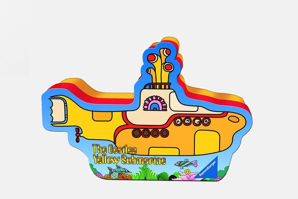"Beatles ""Yellow Submarine"" Puzzle"