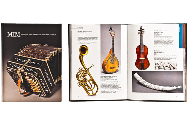 MIM:  Highlights from the Musical Instrument Museum