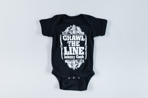 Crawl-the-Line Onesie