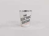 Electric Guitar Mirrored Shot Glass