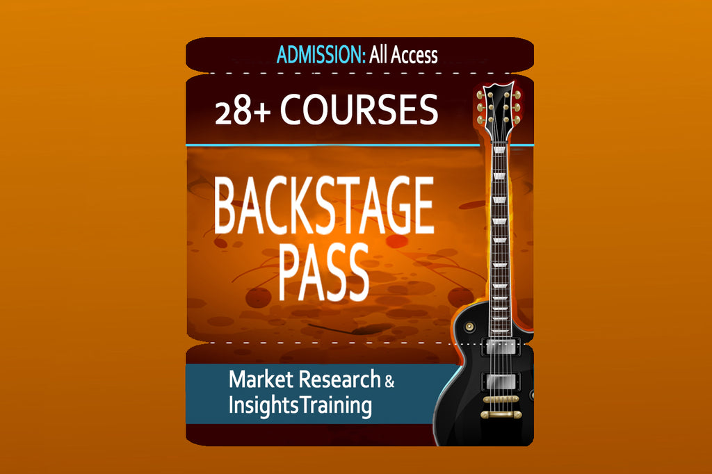 "Backstage Pass ""Special Price"""