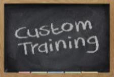 Custom Training Requests