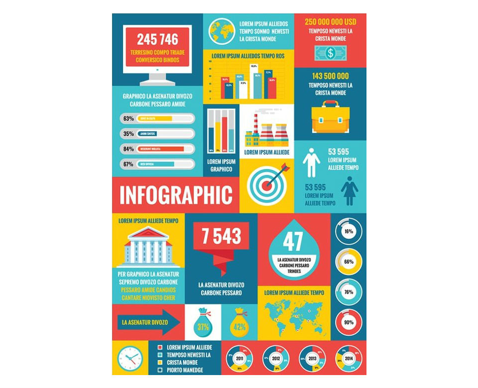 Infographics for Market Researchers: Hands-on