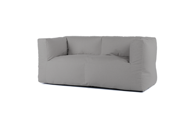 "BRYCK Loungebank 2er ""Couch CLAYgrey"""