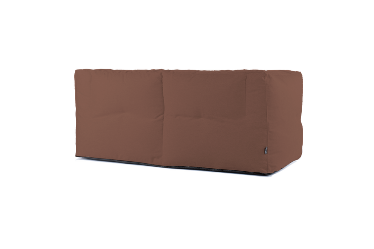 "BRYCK Loungebank 2er ""Couch BROWNearth ECO"""