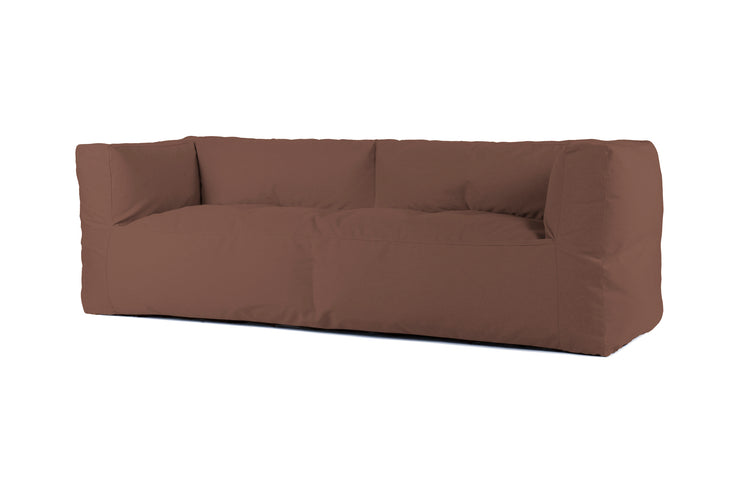 "BRYCK 3er Loungebank ""Couch BROWNearth ECO"""