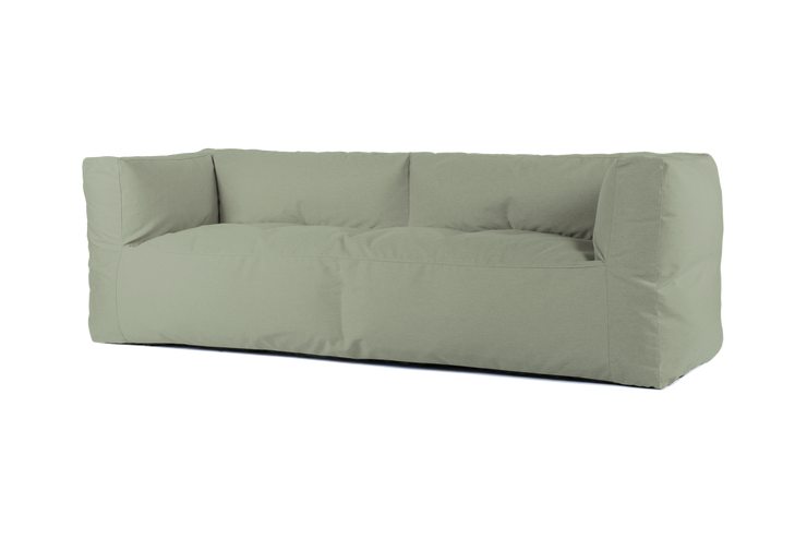 "BRYCK 3er Loungebank ""Couch MOSSmerize ECO"""