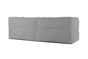 "BRYCK 3er Loungebank ""Couch CLAYgrey"""