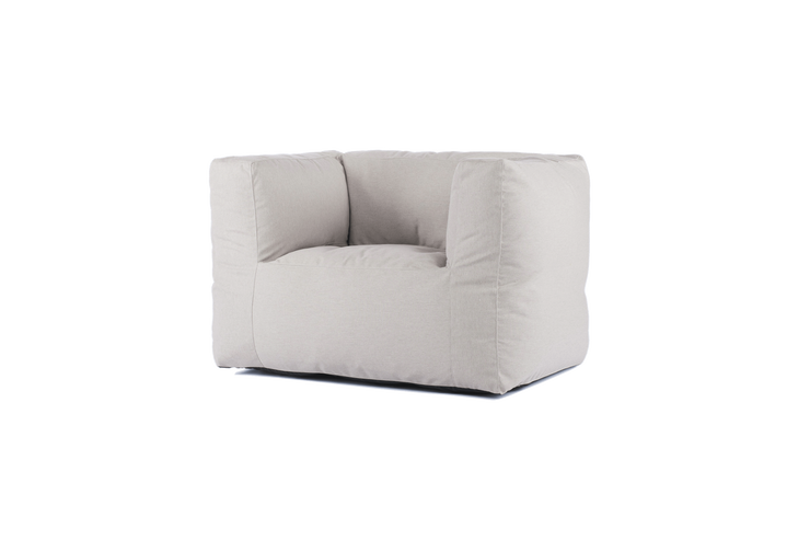 "BRYCK Loungesessel ""Chair WHITEbroken"""