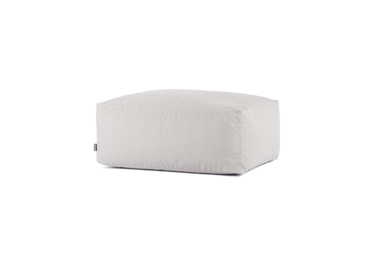 "BRYCK Hocker ""HOCKER SMOOTH COLLECTION Semi-white"""