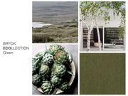 "BRYCK Hocker ""HOCKER ECOLLECTION Green"""