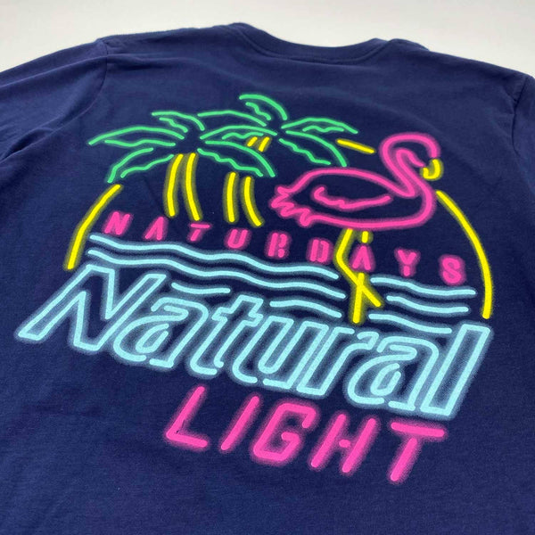 RiverCity Sportswear Short Sleeve Shirt Naturdays Neon