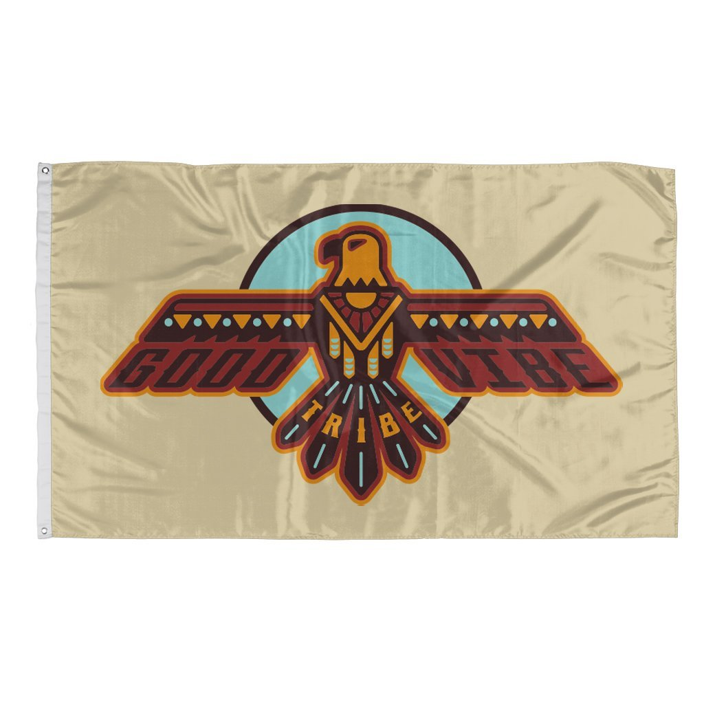 Rowdy Gentleman 3' x 5' Flag Flag Good Vibe Tribe