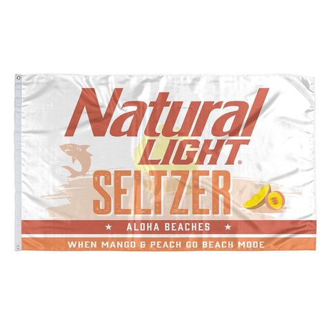 Rowdy Gentleman 3' x 5' Flag Flag Natty Seltzer - Aloha Beaches