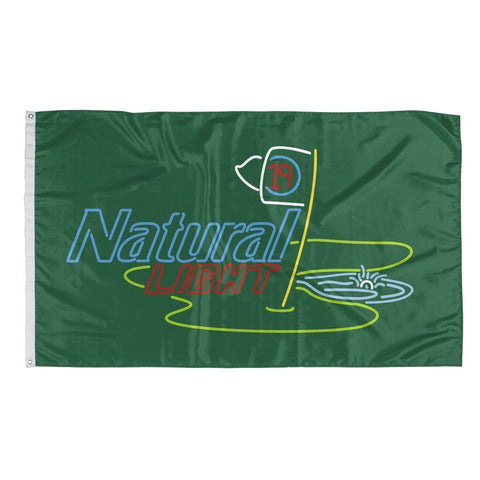Rowdy Gentleman 3' x 5' Flag Flag Natural Light 19th Hole