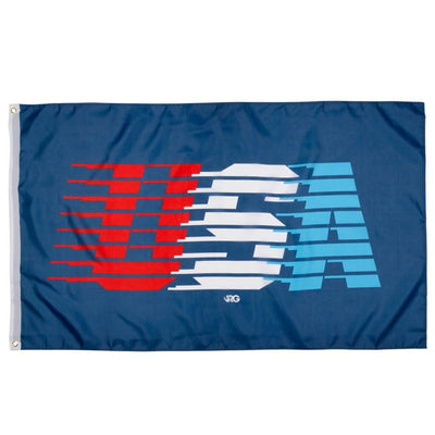 Rowdy Gentleman 3' x 5' Flag Flag USA Streaking Flag