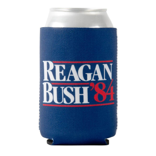 Rowdy Gentleman Beer Sleeve Beer Sleeve Reagan Bush '84