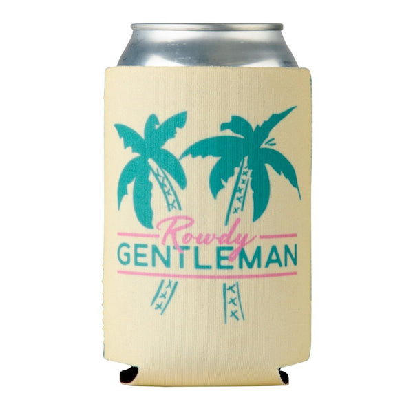 Rowdy Gentleman Beer Sleeve Beer Sleeve Twin Palms