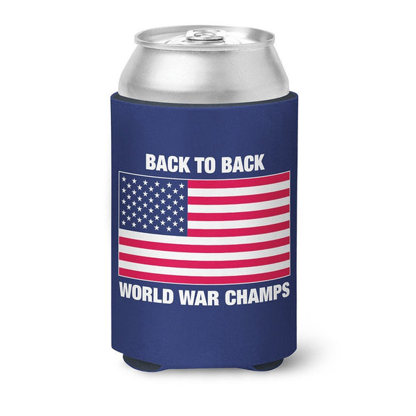 Rowdy Gentleman Beer Sleeve Beer Sleeve World War Champs