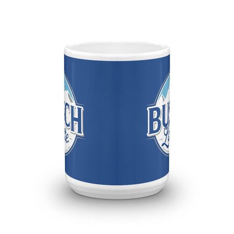 Rowdy Gentleman Coffee Mug Busch Latte