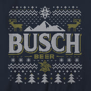 Rowdy Gentleman Crewneck Sweatshirt Busch Holiday Sweatshirt