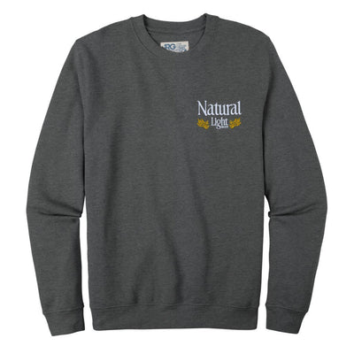 Rowdy Gentleman Crewneck Sweatshirt Natty Embroidery