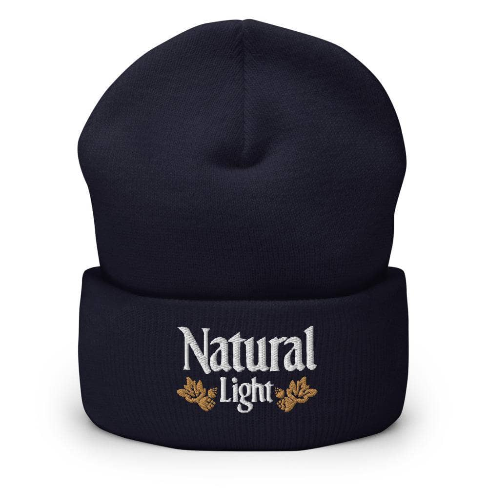 Rowdy Gentleman Cuffed Beanie Vintage Natty Light Beanie