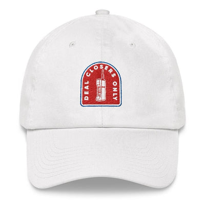 Rowdy Gentleman Dad Hat DCO Power Arch
