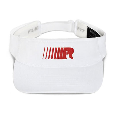 Rowdy Gentleman Golf Visor Right Direction