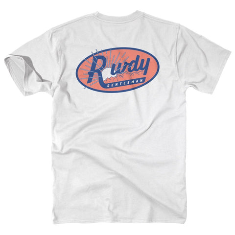 Rowdy Gentleman Short Sleeve Pocket Tee Early Riser