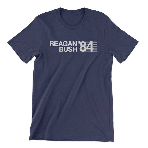 Rowdy Gentleman Short Sleeve Shirt Reagan Bush 84 v2