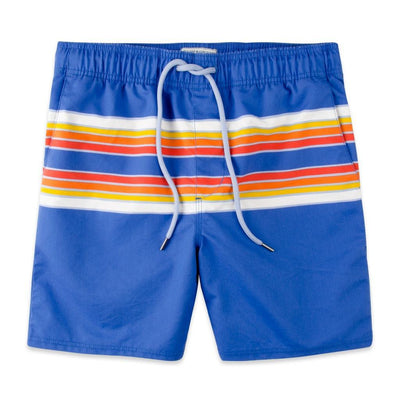 Rowdy Gentleman Swimwear Retro Stripes