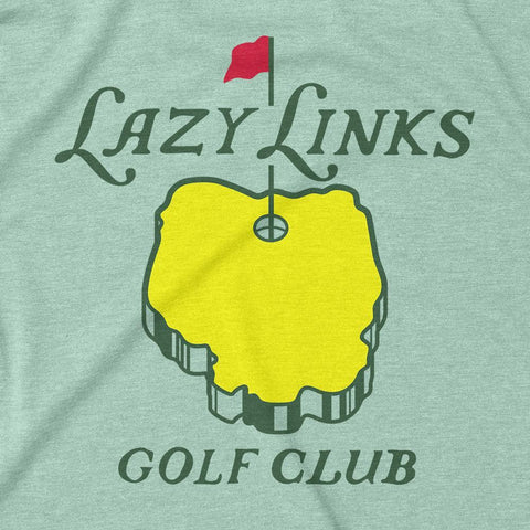 Rowdy Gentleman T-Shirt Lazy Links Golf Club