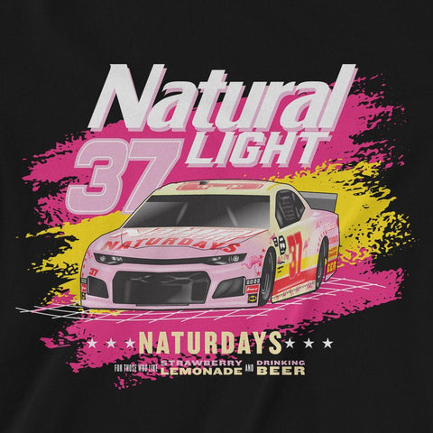 Rowdy Gentleman T-Shirt Naturdays NASCAR