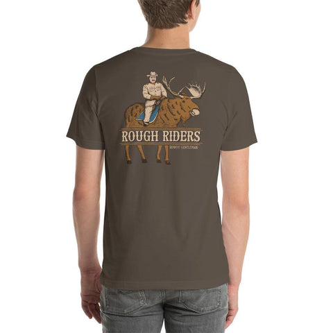 Rowdy Gentleman T-Shirt Rough Riders