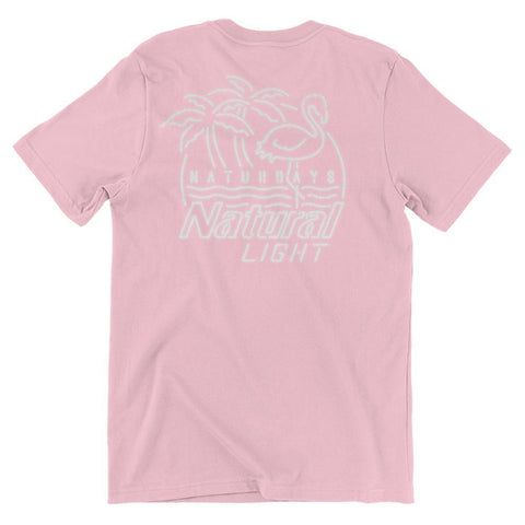 Rowdy Gentleman T-Shirt Small Naturdays Neon