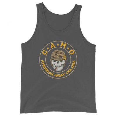 Rowdy Gentleman Tank Top X-Small America's Away Colors