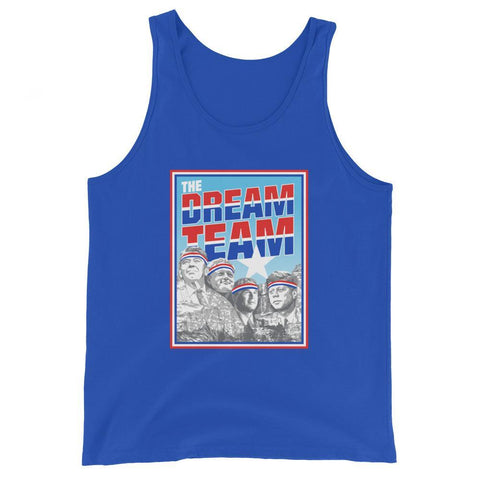 Rowdy Gentleman Tank Top X-Small The Dream Team