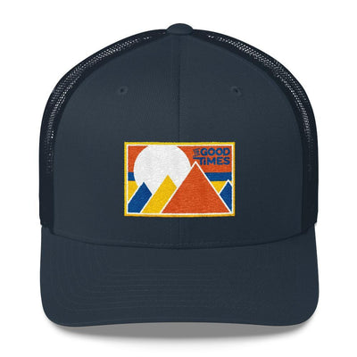 Rowdy Gentleman Trucker Hat High Altitude