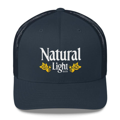 Rowdy Gentleman Trucker Hat Natty Vintage Laurels