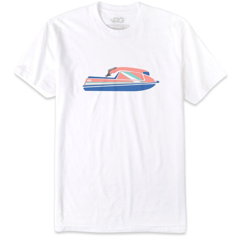 Rowdy Gentleman Vintage Tee Boatercycle