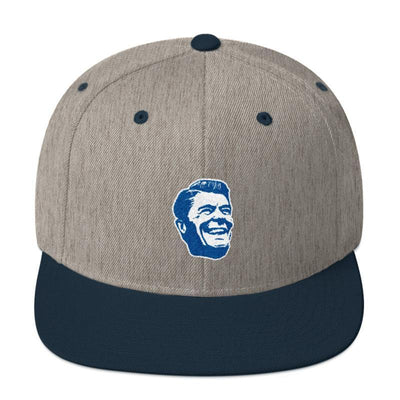 Rowdy Gentleman Wool Blend Snapback Big Ron