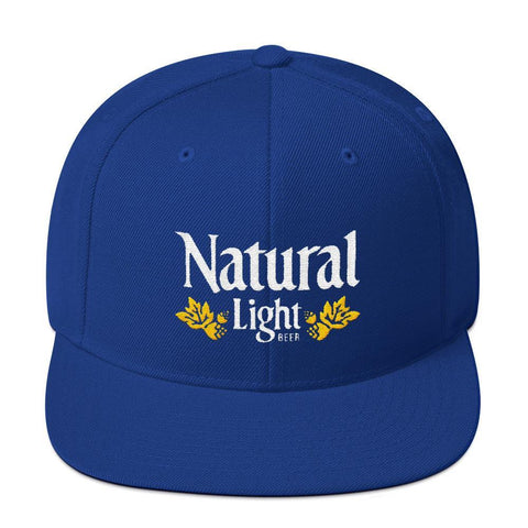 Rowdy Gentleman Wool Blend Snapback Natty Vintage Laurels